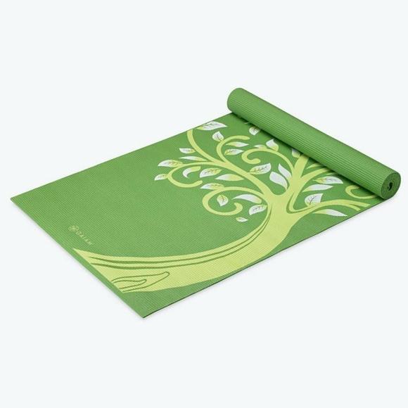 🧎♀️Gaiam Tree of Life Yoga Mat